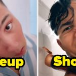 Man Without Limbs Goes Viral For His Makeup Looks