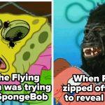 Disturbing SpongeBob Moments