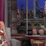 David Letterman Called Out 2013 Lindsay Lohan Interview