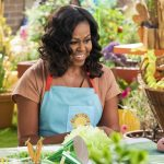 Michelle Obama's New Netflix Cooking Show Aims To Get Kids In The Kitchen